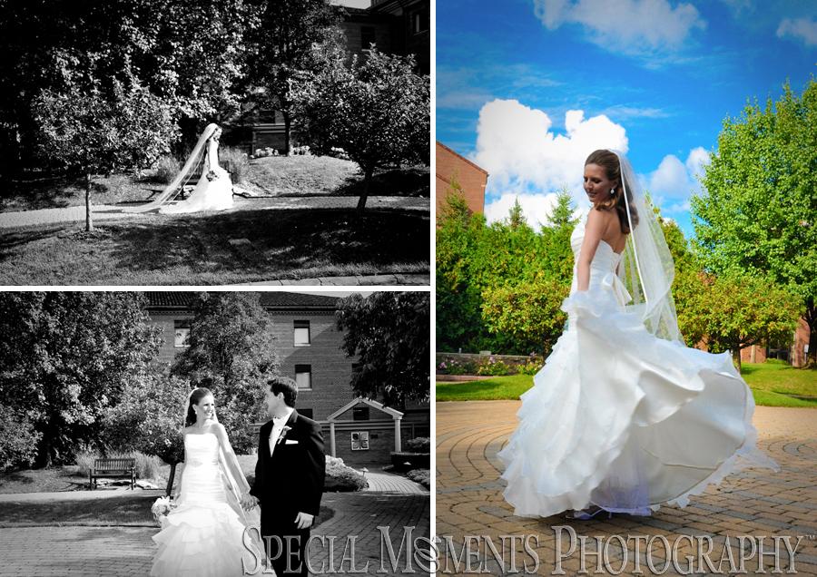St. John Center Inn Plymouth MI wedding