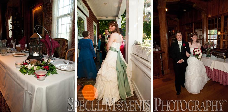 Wellers Carriage House Saline MI wedding