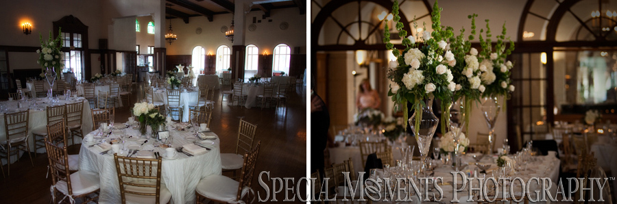 Detroit Yacht Club wedding Belle Isle MI