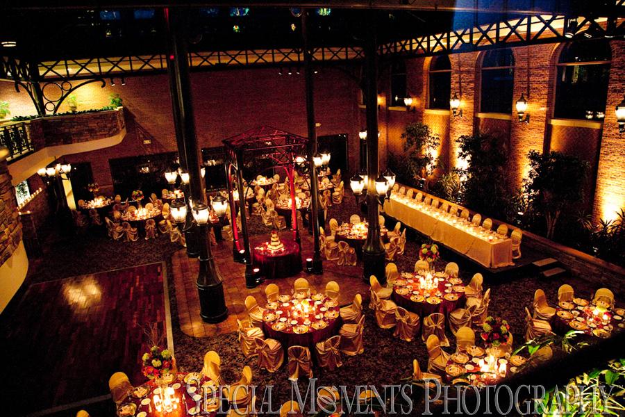 Inn At St Johns Wedding Photos Atrium Ballroom Reception