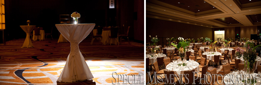 MGM Grand Detroit MI wedding photograph
