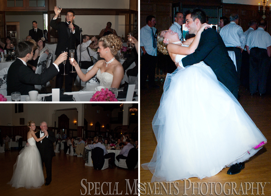 Detroit Yacht Club Detroit MI wedding
