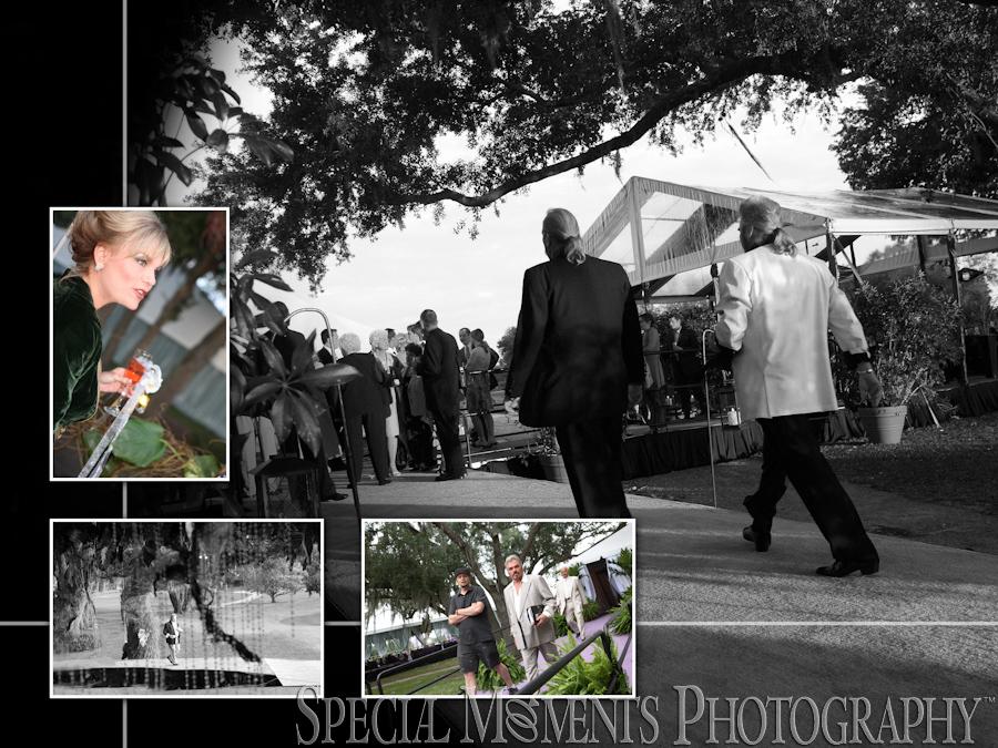 Orange Tree Golf Club Orlando FL wedding reception