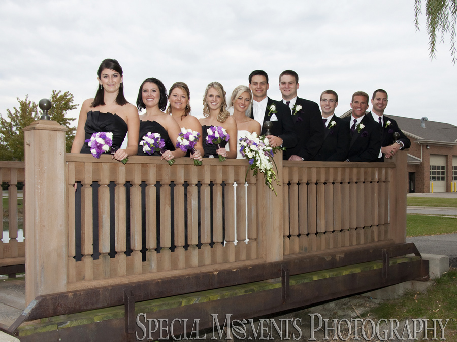 Heritage Park Canton MI wedding photography