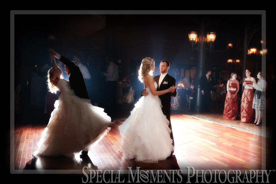 Inn at St. John's Atrium Ballroom wedding Plymouth
