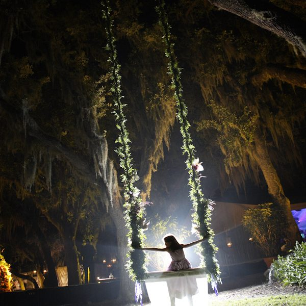 Orange Tree Golf Club Orlando FL Wedding - Designed by the John Breco Design Team