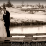 Reception photograph at Fox Hills Golf and Counrty Club Plymouth Michigan