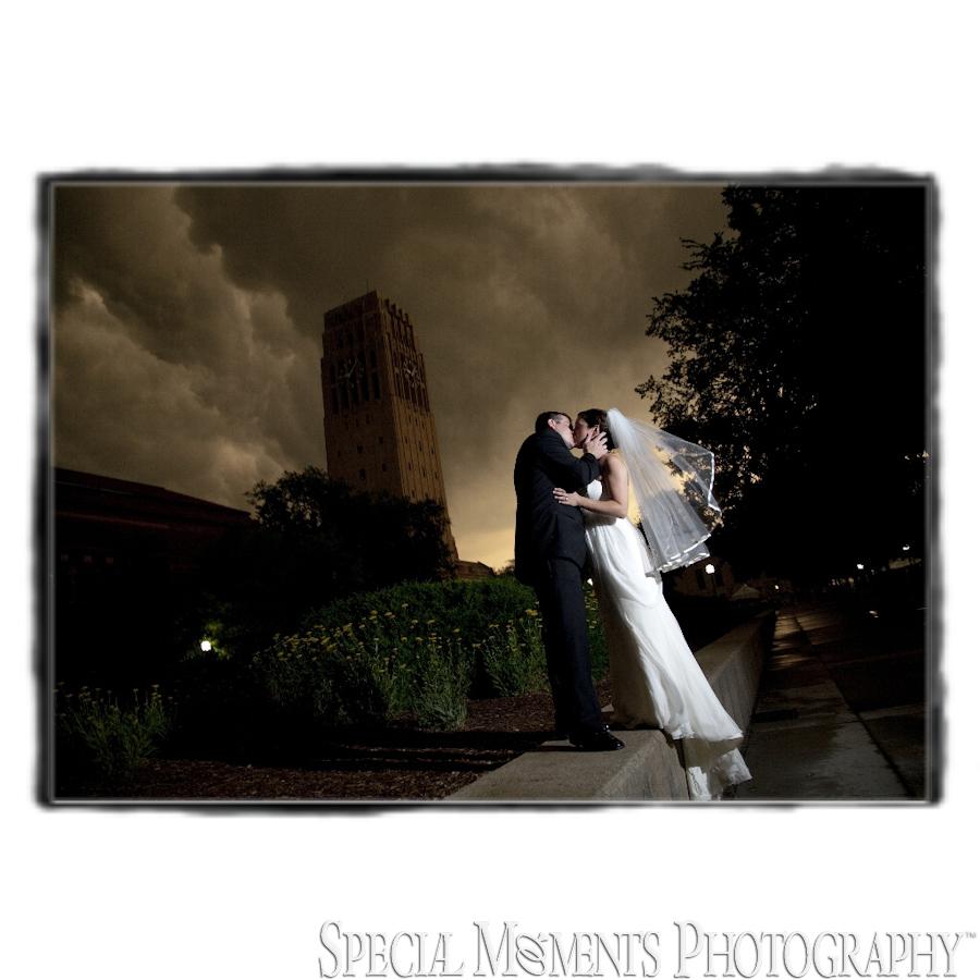 Michigan League Ann Arbor wedding photograph