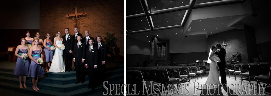 St. John Neumann Canton MI wedding