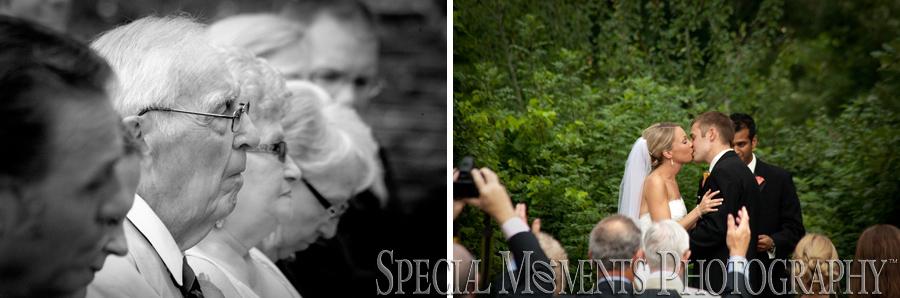 Matthaei Botanical Gardens Wedding Ann Arbor MI