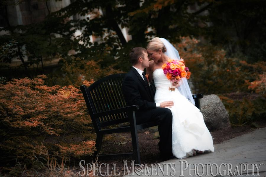 Matthaei Botanical Gardens Ann Arbor MI wedding