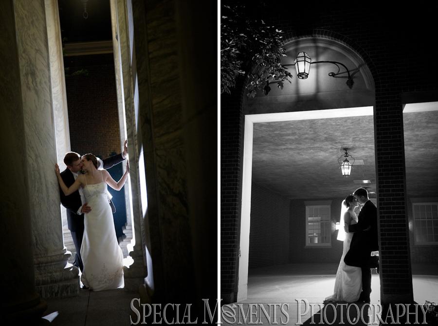 Lovett Hall Greenfield Village Dearborn MI wedding reception