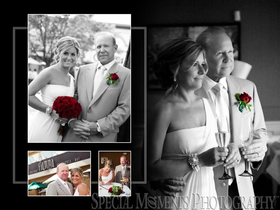 Fiamma Grill wedding photograph Plymouth MI