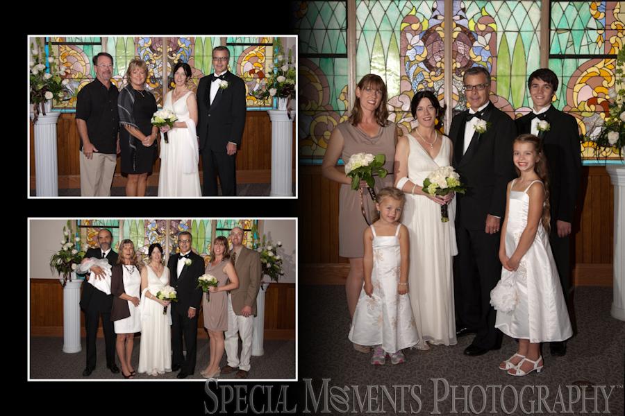 Stone Arch wedding photograph Saline MI
