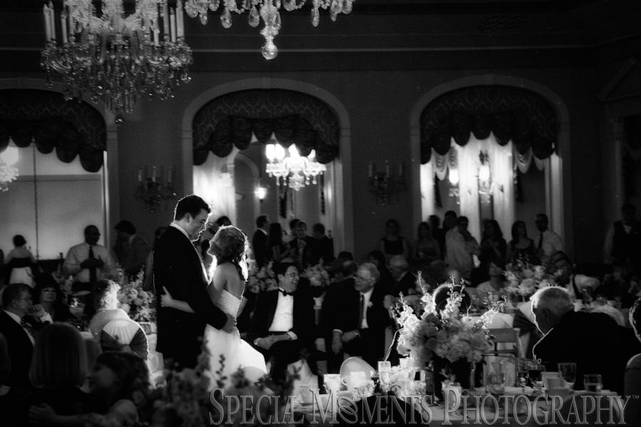 Lovett Hall wedding photograph