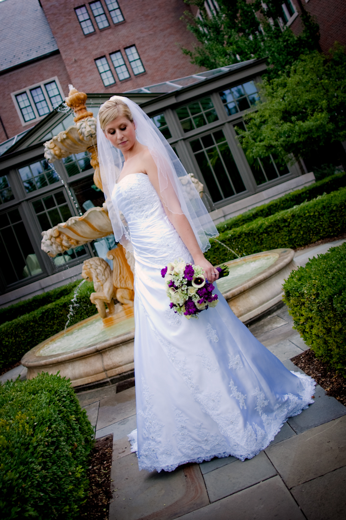 St. Mary's of the Hills Rochester Hills wedding photograph
