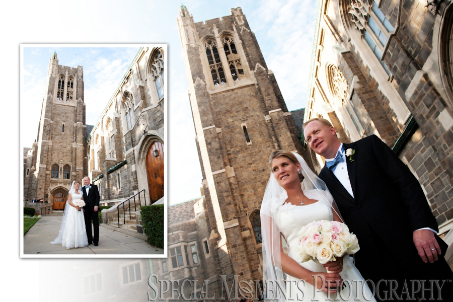 Grosse Pointe Club (aka The Little Club) Grosse Pointe Farms MI wedding photograph