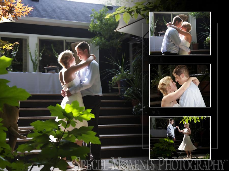Home Reception photographs