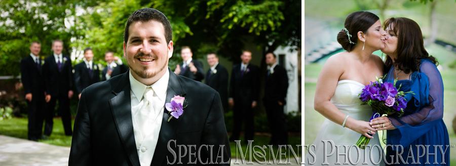 Temple Beth Emeth Ann Arbor MI wedding photograph