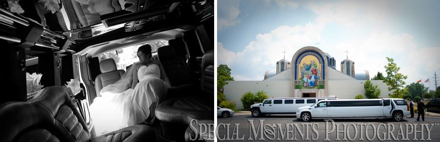 St. Mary's Macedonian Orthodox Sterling Heights MI wedding