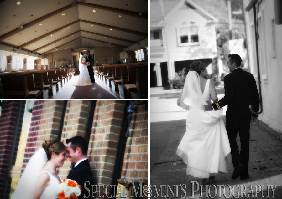 St. Michael the Archangel Catholic wedding Livonia MI