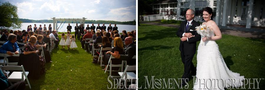 Waldenwoods Hartland MI wedding