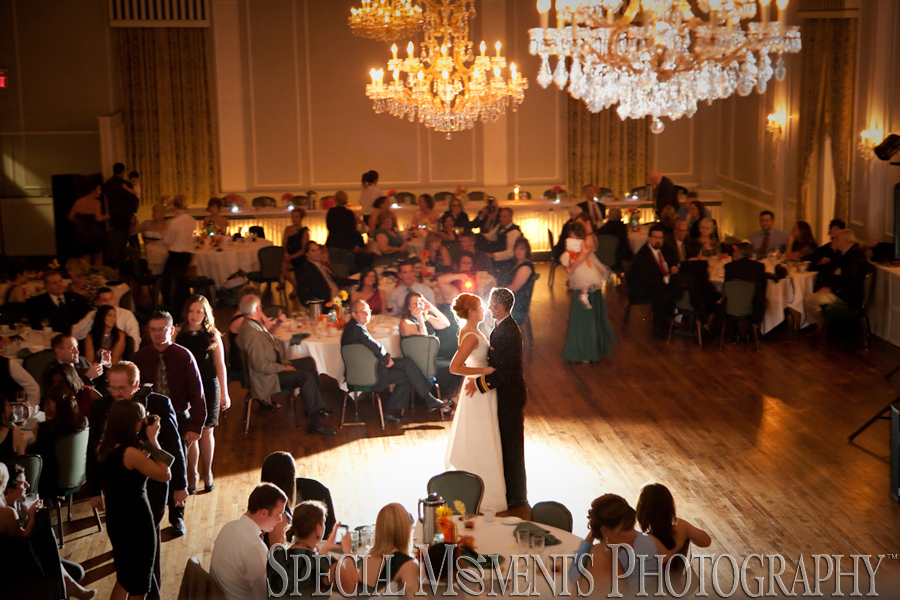 Meeting House Grand Ballroom wedding Plymouth MI