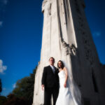 Townsend Hotel Birmingham wedding reception photograph