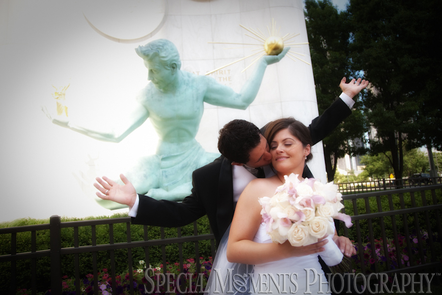 St. Mary's Macedonian Orthodox Sterling Heights wedding photograph
