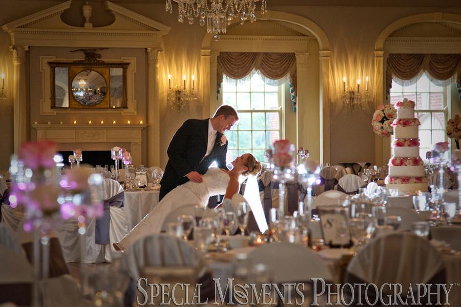 Lovett Hall Greenfield Village Dearborn wedding reception photograph