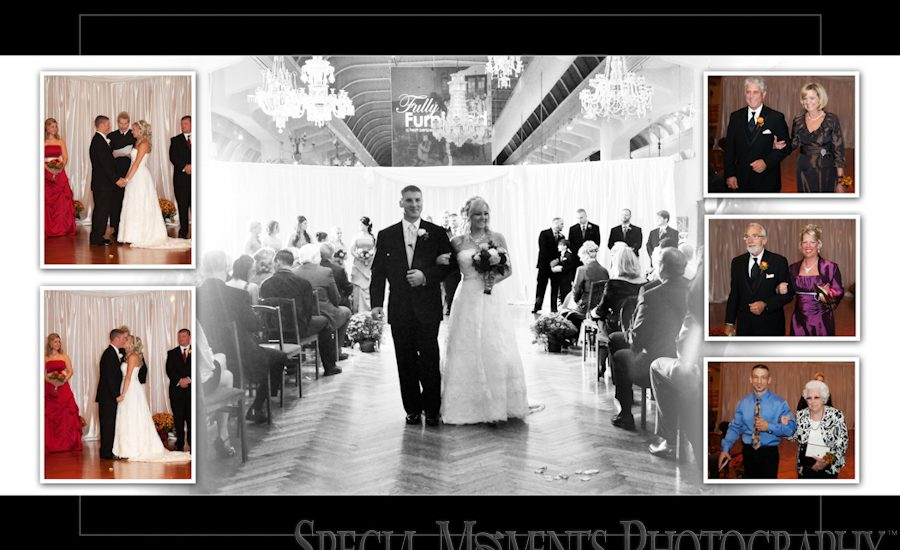 Megan Kiel Henry Ford Museum Wedding Special Moments Photography