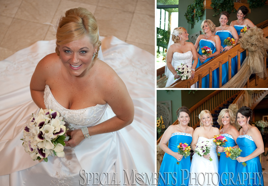 George George Memorial Park Clinton Twp. MI wedding photograph