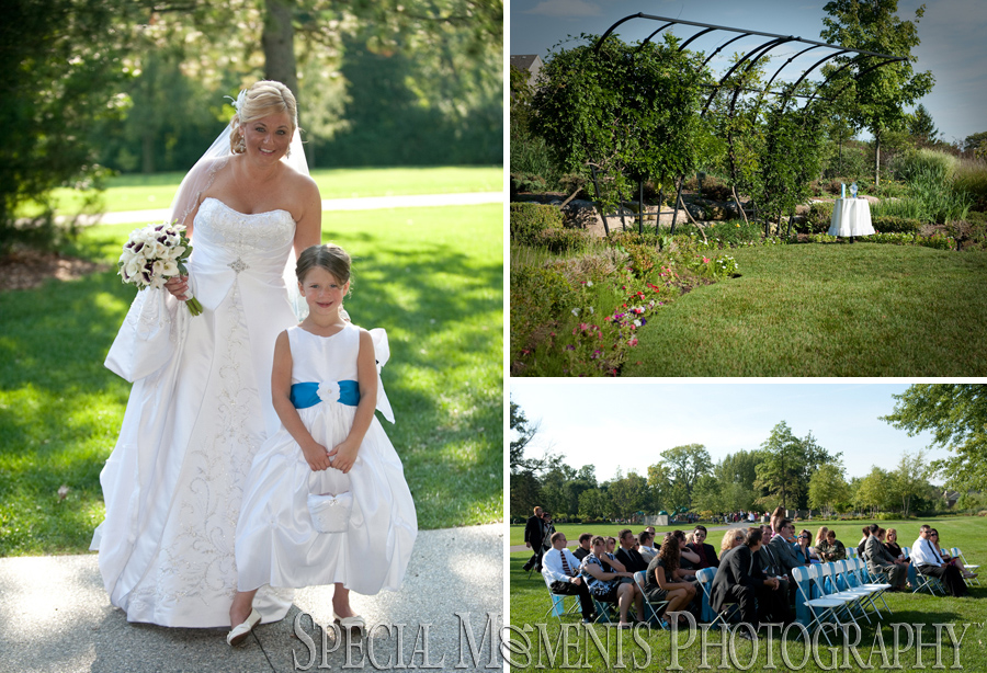 George Memorial Park Clinton Twp Mi Wedding Photograph
