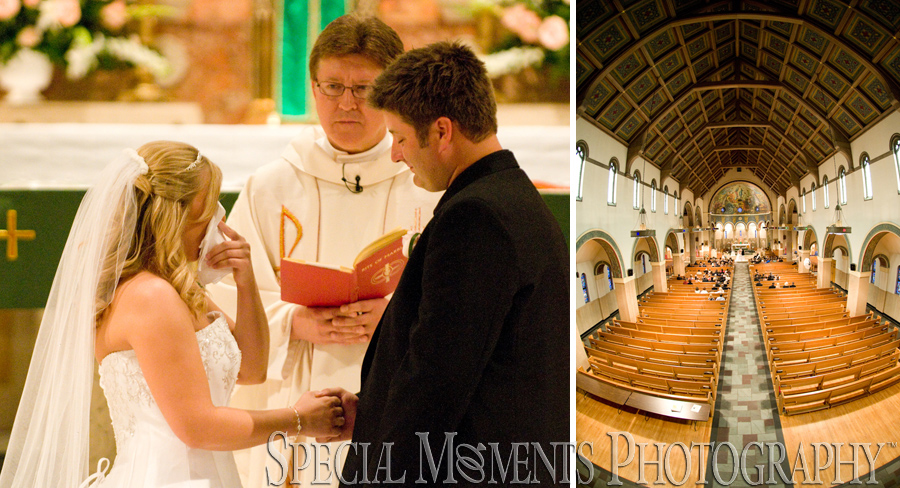 Our Lady Queen of the Apostle Hamtramck MI wedding photograph