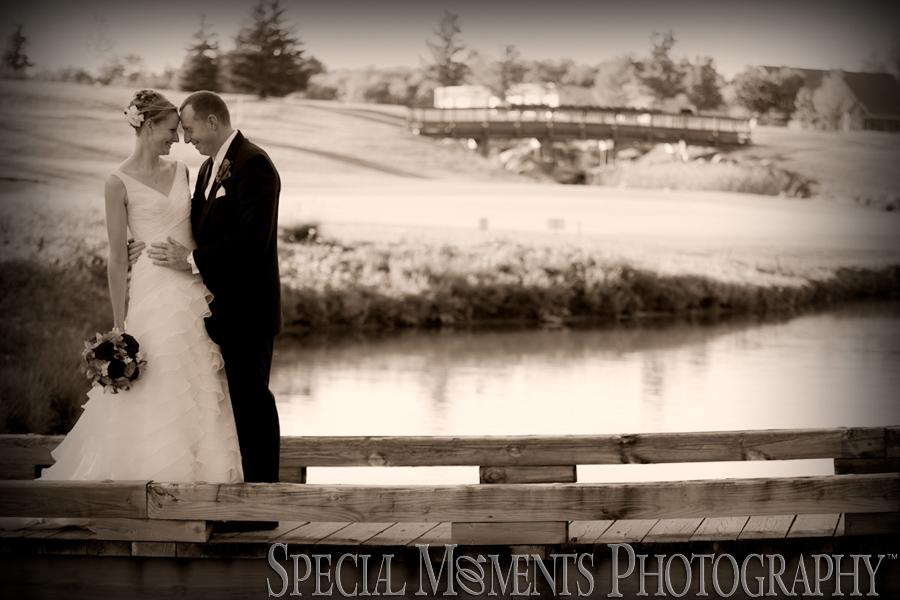 Fox Hills Country Club wedding photograph Plymouth