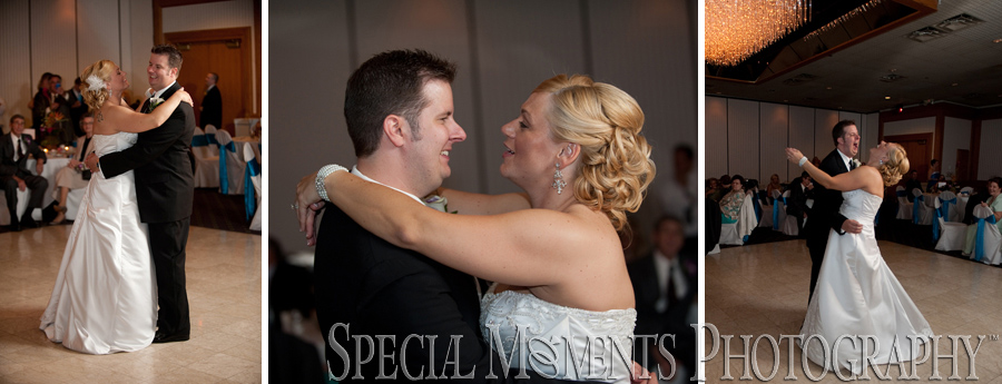 The Mirage Clinton Township MI wedding photograph