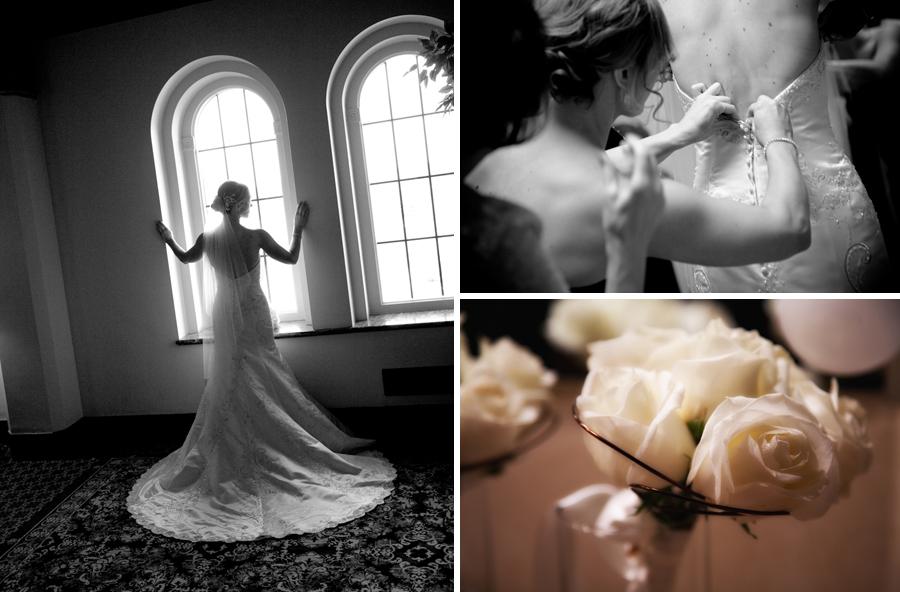St. John Inn Plymouth MI wedding