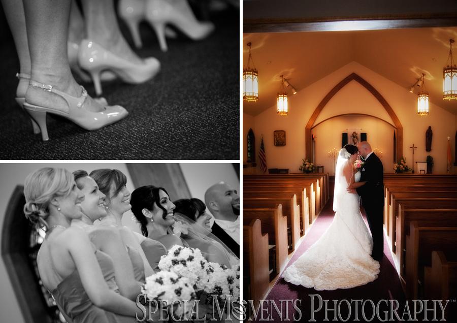 St. Anne Chapel wedding Grosse Ile