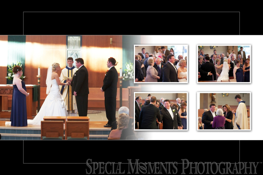 Our Lady of Good Counsel wedding photograph Plymouth