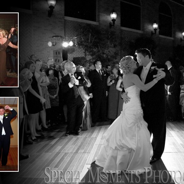 Brian & LeeAnn's Album design from Our Lady of Good Counsel Wedding & The Inn at St. John Atrium Ballroom Plymouth MI