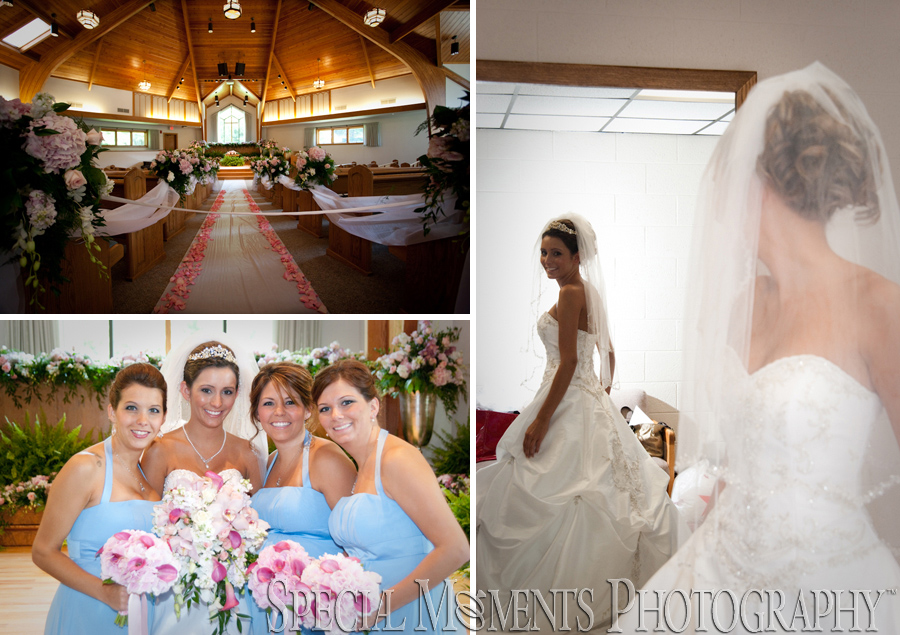 Wedding Photography Grand Rapids Michigan: Kuyper College Vos Chapel