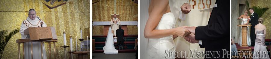 St. Joan of Arc Catholic wedding St. Clair Shores MI