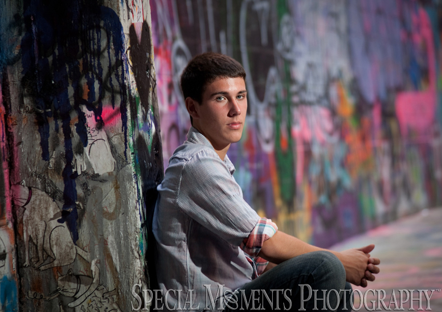 Senior Portraits Downtown Ann Arbor MI