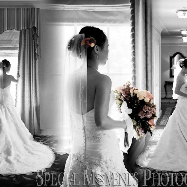 Theresa & Patrick's wedding album design from Dearborn Inn of Dearborn MI