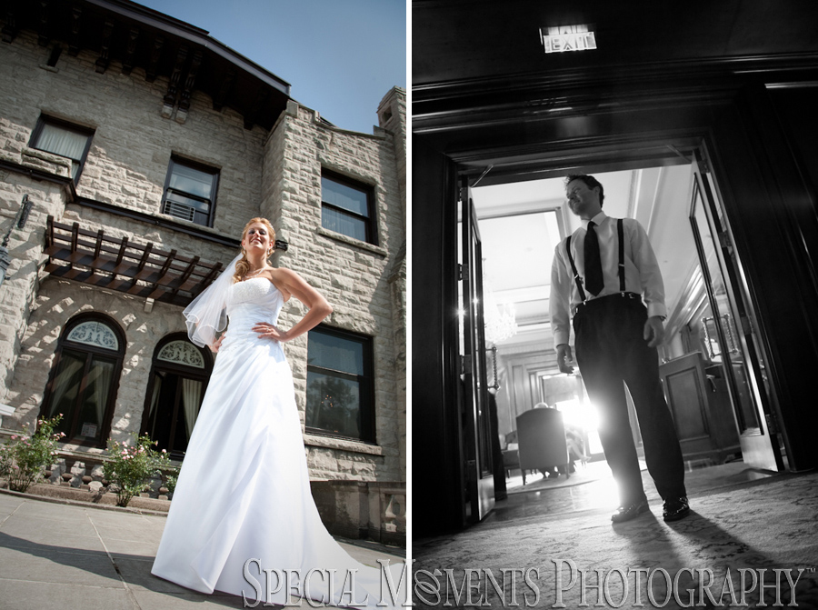 Heather Matthew Henry Ford Estate Wedding Special Moments