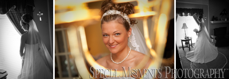 St. Jane Frances de Chantal wedding Sterling Heights MI