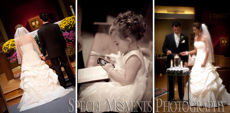 St. Anastasia wedding Troy MI