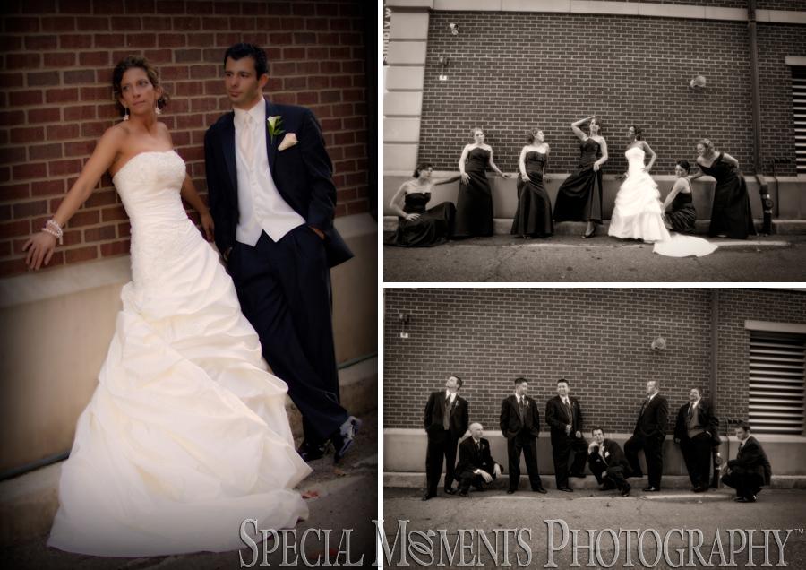 Glen Oaks Country Club wedding Farmington Hills MI