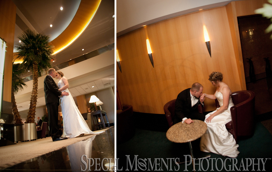 Anderson Theater Wedding Photographs