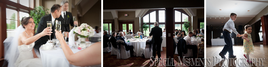 Glen Oaks Country Club wedding Farmington Hills MI